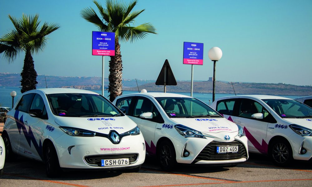Malta car sharing 1