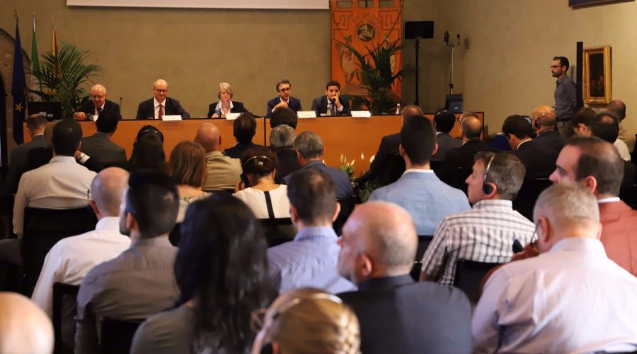 Greening the Islands Conference in Palermo