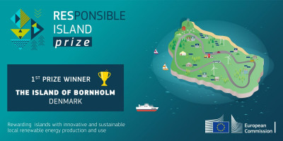 Bornholm winner of the EU RESponsible Island Prize funded by Horizon 2020