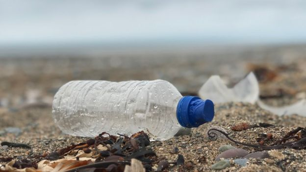 Plastics can take hundreds of years to degrade