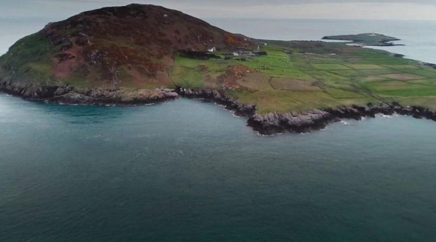 The Welsh Government have sunk 1.2m into a project to harness tidal energy around Bardsey Island
