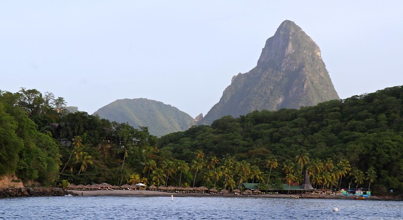 """As a small island developing state, Saint Lucia is disproportionately vulnerable to external economic shocks and extreme climate-related events that can instantly erase decades of its development gains. A new report by the United Nations Framework Convention on Climate Change (UNFCCC) states that many countries have strengthened their commitments to the Paris Agreement by """"reducing or limiting emissions by 2025 or 2030"""", but called for amped-up mitigation pledges. Credit: Desmond Brown/IPS"""