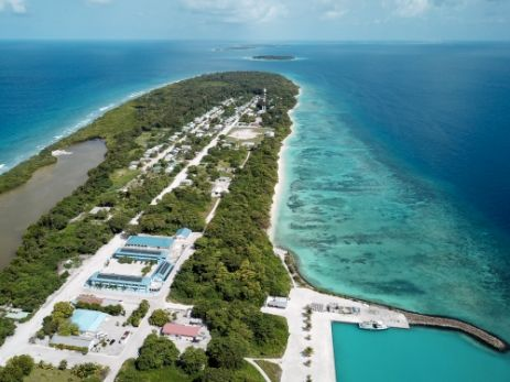 News of the Maldives tender comes a few days after microgrid company DHYBRID said it has completed work on distributed solar-plus-storage systems on 26 of the country's islands. Image: DHYBRID